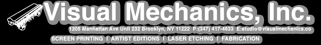 Visual Mechanics, Inc.